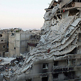 Battle of Homs rages on Photo: Reuters