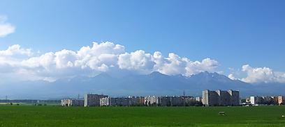 תמיד היתה חלק ממשהו, עד 1993. הרי הטטרה של סלובקיה (צילום: זיו ריינשטיין) (זיו ריינשטיין)