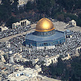 Temple Mount. Bone of contention Photo: Getty Images