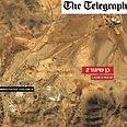 Satellite image said to show Saudi missile base