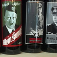 Anti-Semitism persists. Hitler and friends on wine bottles