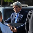 US State Secretary John Kerry Photo: AFP
