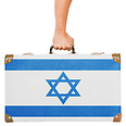 Majority of Israelis believe they are representing State while travelling abroad Photo: Shutterstock