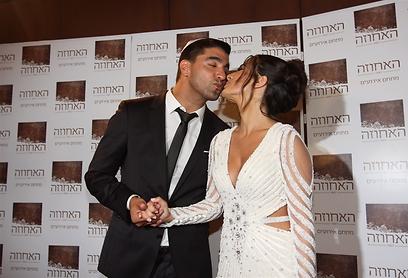 בעל ואישה (צילום: ענת מוסברג)