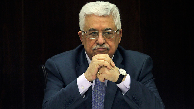 Mahmoud Abbas: Brands the Holocaust 'the most heinous crime to have occurred against humanity in the modern era', but questions its perpetrators. (Photo: AP)