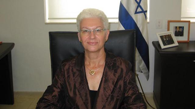 Rodica Radian-Gordon in 2010
