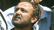 Marwan Barghouti Photo: AFP