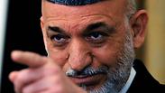 Karzai Photo: AFP