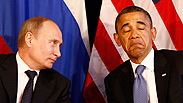 Putin, Obama in 2012 Photo: Reuters