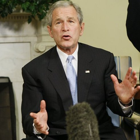 George W. Bush reportedly offered Asgari asylum in the US. (Photo: AP)