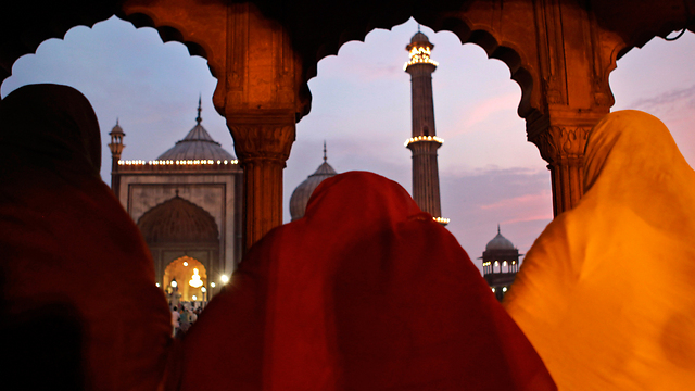 Ramadan in India (Photo: AP)