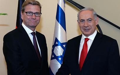 Netanyahu, Westerwelle (Photo: Kobi Gideon, GPO) (Photo: Kobi Gideon, GPO)