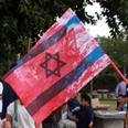 Tel Aviv protest against release Photo: Motti Kimchi