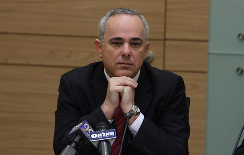 MK Yuval Steinitz. (Photo: Gil Yochanon)