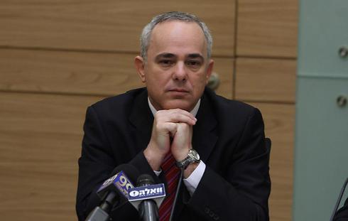 MK Yuval Steinitz. (Photo: Gil Yochanon)