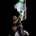 Palestinans celebrate prisoner release in Ramallah (Archives) Photo: Ohad Zwigenberg