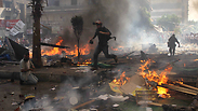 Muslim Brotherhood supporters protest in Cairo (Archive) Photo: AFP
