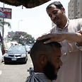 Haircuts in Egypt Photo: Reuters