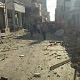 Clashes ihn Qalandiya