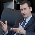 Bashar Assad Photo: AFP