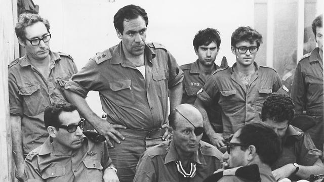 Genuine existential fear (Photo: IDF Spokesperson's Unit)