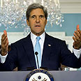 John Kerry Photo: AFP