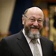 Rabbi Ephraim Mirvis faces challenge of uniting UK's polarized Jewish community Photo: Getty Images