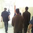 Defendants in court