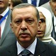 Turkey's Erdogan. Payback for flotilla raid? Photo: AFP