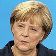Angela Merkel Photo: AP