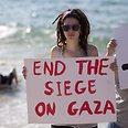 Pro-Palestinian Protester (archives) Photo: EPA