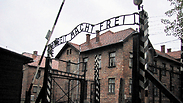 Entrance gate to Auschwitz camp Photo: EPA
