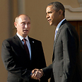 Putin and Obama at G-20 Photo: Reuters