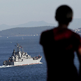 Russian ships move closer to Syria Photo: EPA