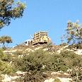 Iron Dome near Jerusalem