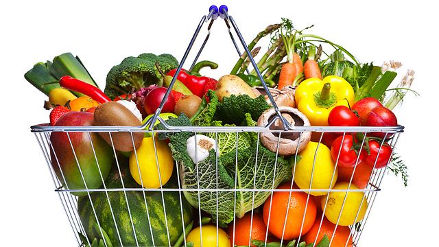 """עדיף לקנות כמויות קטנות ולא """"סטוקים"""" של מזון (צילום: shutterstock)"""