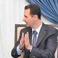Syrian President Bashar Assad Photo: Reuters