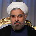PM slams Rohani's 'smile offensive' Photo: AP