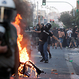 Riots in Athens Photo: GettyImages