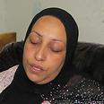 Nidal's wife Photo: Hassan Shaalan