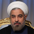 Rohani. 'Actions, not just talk' Photo: AP