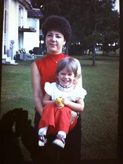 אילון ואמא שלה (מארכיון המשפחה)