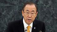 UN chief Ban Ki-moon Photo: AP