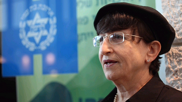 Rabbi Adina Bar Shalom (Photo: Ohad Zwigenberg) (Photo: Ohad Zwigenberg)