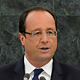 French President Francois Hollande Photo: AP