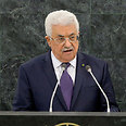 Abbas at UNGA Photo: EPA