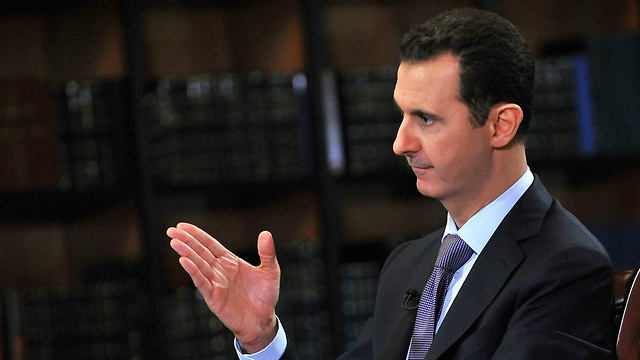 Syria's President Bashar Assad (Photo: AP)