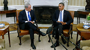 Prime Minister Benjamin Netanyahu meeting with President Barack Obama (Archive) Photo: AP