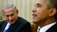 Netanyahu and Obama at the White House, September 2013. Photo: AP
