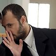 Leading actor Ali Saliman. 'Enjoyed working with Israeli counterpart Photo: Eitan Riklis
